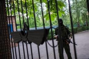 Под Славянском пропали журналисты российского телеканала «Звезда»