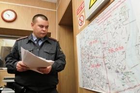 В Петербурге мигрант выпал из багажника машины похитителей