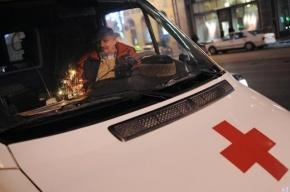 В аварии с маршруткой на Московском шоссе пострадали пять человек