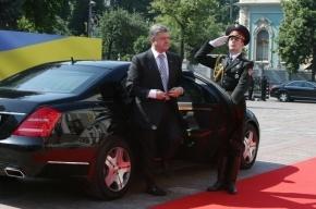 Возле администрации президента Порошенко нашли самодельную бомбу
