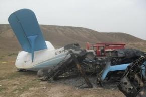 При крушении частного самолета под Хабаровском погибли два человека
