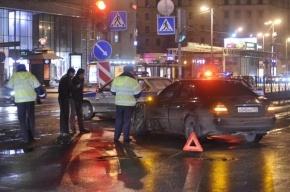 В ДТП с фурой на Павловском шоссе погибли два человека