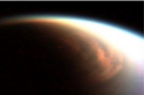 NASA может отправить подводную лодку на спутник Сатурна