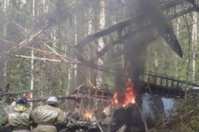 В Ярославской области упал самолет Ан-2, пилот погиб