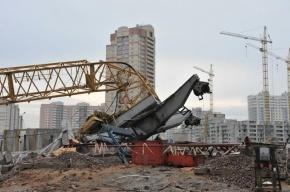 В Москве в строящемся тоннеле метро упал кран с двумя рабочими