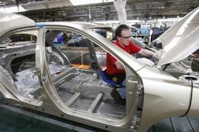 В Петербурге будут штамповать кузова для Toyota Camry