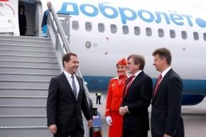 Медведев призвал «Добролет» следить за ценами на билеты