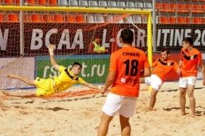 Первые ежегодные мультиспортивные пляжные игры – 2014