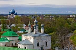 Матвиенко поддержала введение налога на посещение исторических городов