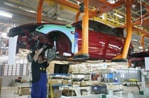 Завод GM в Петербурге остановит конвейер с 9 по 20 июня