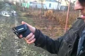 В Ленобласти ребенок выстрелил себе в лицо из пистолета «Оса»