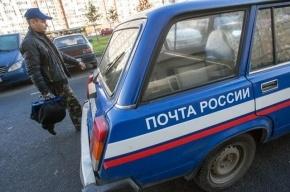 В Петербурге водитель «Почты России» расстрелял грабителей