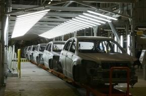 General Motors в Петербурге возобновляет производство после приостановки