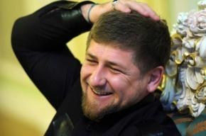 Кадыров получил медаль «За освобождение Крыма»