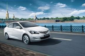 В Петербурге начали производство обновленного Hyundai Solaris