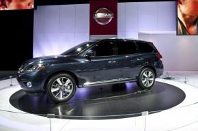 Петербургский завод Nissan приступил к сборке нового Pathfinder