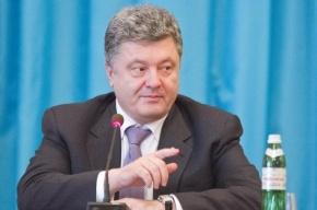 Порошенко считает поддержкой своего плана обращение Путина к сенаторам