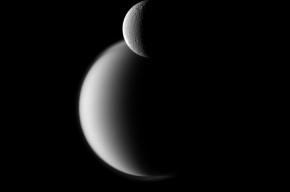 На спутнике Сатурна обнаружили волшебный остров