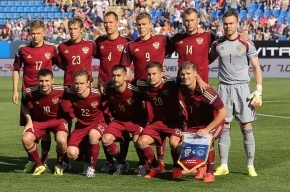 В составе сборной России сыграют четыре игрока «Зенита»