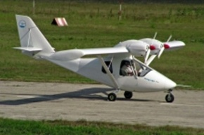 В Подмосковье разбился легкомоторный самолет, два человека погибли