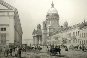 Канализационный коллектор на Сенатской площади признан памятником