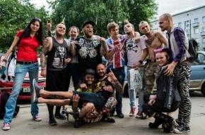 В Петербурге проходит фестиваль тату и боди-арта
