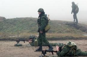 Войска Центрального военного округа подняты по внезапной тревоге
