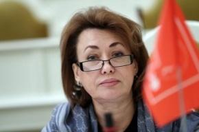 КПРФ выдвинула депутата Иванову в губернаторы Петербурга