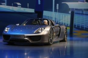 У супруги ресторатора Мнацаканова угнали Porsche Panamera
