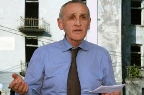Премьер-министр Абхазии подал в отставку вслед за президентом