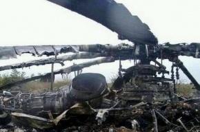 Три человека погибли в результате крушения вертолета Ми-8 под Харьковом