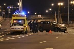 В массовом ДТП в Ленобласти пострадали пять человек