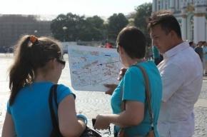 На Дворцовой площади бесследно пропал 76-летний француз