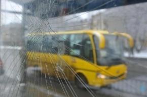 В Петербурге пять человек пострадали в аварии с маршруткой