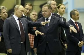 Шойгу предложил Путину ликвидировать Рособоронзаказ