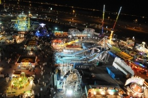 Жители Ржевки одобрили строительство парка аттракционов DreamWorks