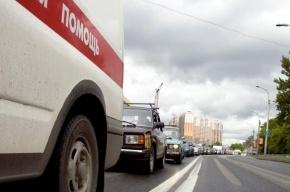 В Пушкине автомобиль сбил трехлетнюю девочку