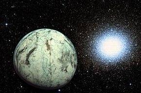 Ученые обнаружили самую старую экзопланету Kapteyn b