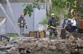 При взрыве газового баллона в Москве пострадали два человека
