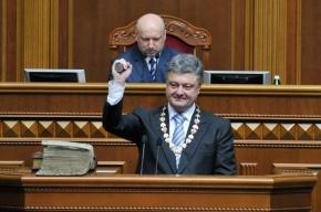 Порошенко поручил создать гуманитарный коридор на востоке Украины
