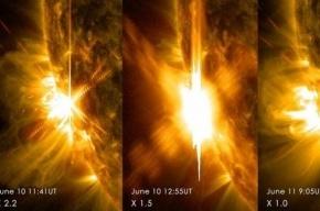 В пятницу 13-го на Землю обрушится мощнейшая магнитная буря