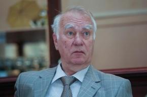 Писатель Михаил Кураев награжден знаком «За заслуги перед Петербургом»