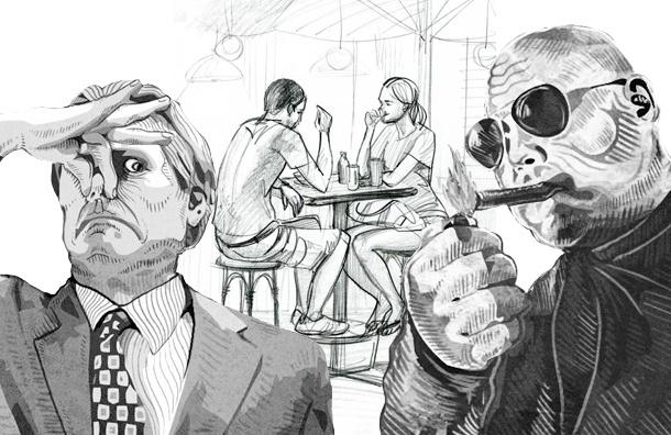 Антитабачный закон: курильщикам не место в кафе?