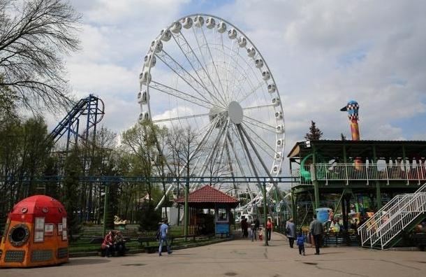 В Колпино открылся остров развлечений и активного отдыха
