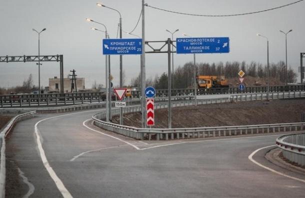 Завтра в Петербурге начинается масштабный ремонт КАД