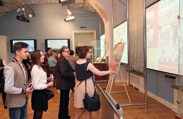 Президентская библиотека презентовала дизайн-проекты будущего музея