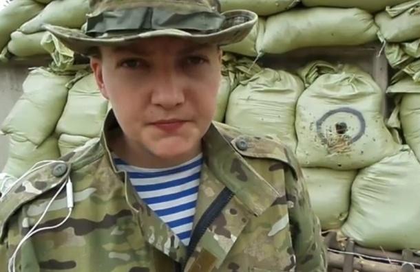 СКР нашел доказательства вины украинской летчицы Савченко в ее телефоне