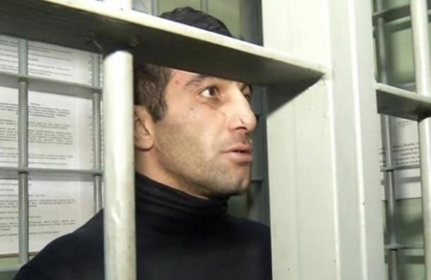 «Бирюлевский убийца» Зейналов  получил 17 лет колонии
