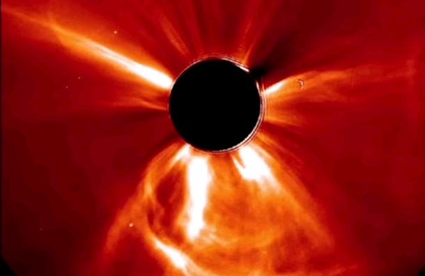 NASA: В 2012 году земля чудом избежала апокалипсиса