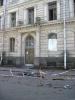Памятник сгорел в Выборге: Фоторепортаж